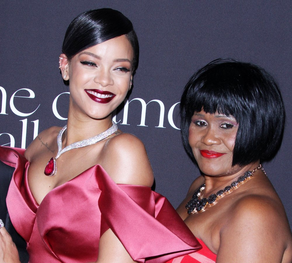 Rihanna's Mother Snaps on Reporter For Asking About Drake at Ri's Fenty x Puma Fashion Show
