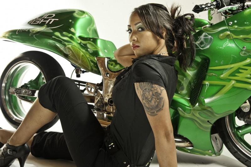 Black girl rides #14