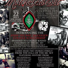 Ms. Showtime Presents The History of the African American Motorcycle Set