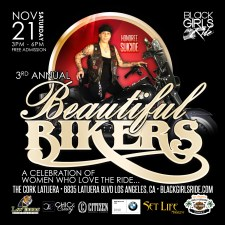 3rd Annual Beautiful Bikers Celebration Saturday, Nov 21, 2015