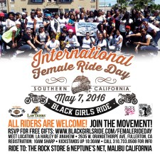 BGR Female Ride Day 2016