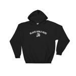 Black Girls Ride Helmet Hoodie