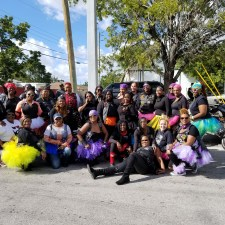 Queenz LMC Miami Tutu Ride