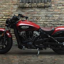Indian Motorcycle's Scout Bobber Build Off Competition Opens Today!