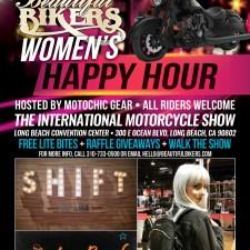Beautiful Bikers Women's Happy Hour: Nov 16, 2018