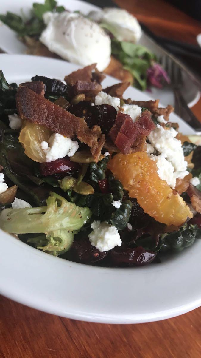Breakfast Brunch Cafe in Cypress- Texas Kale Salad