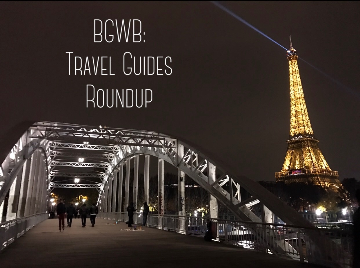 Travel Guides Roundup