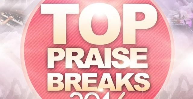 Earnest Pugh - Top Praise Breaks 2014