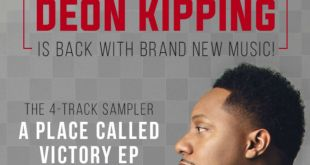 Deon Kipping - Place Called Victory EP Available January 8, 2016