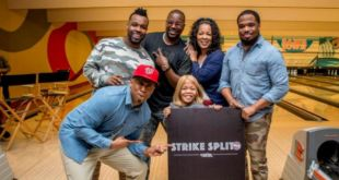 StrikeSplitMix StrikeSplitMix: Charity Bowl Winning Team @ Stellar Awards Weekend 2016