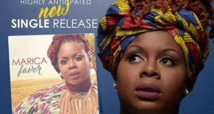 Marica Chisolm's New Single FAVOR Now Available! | @maricachisolm