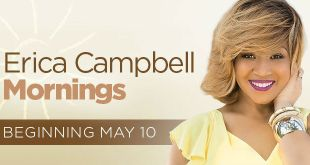 Erica Campbell Nationally Syndicated Radio Morning Show To Debut In May