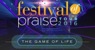 Coming THIS FALL To A City Near You… Festival Of Praise Tour 2016 #FestivalOfPraiseTour2016