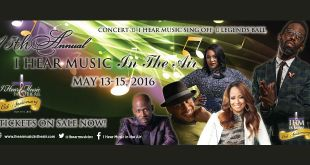 15th Annual I Hear Music In The Air Conference