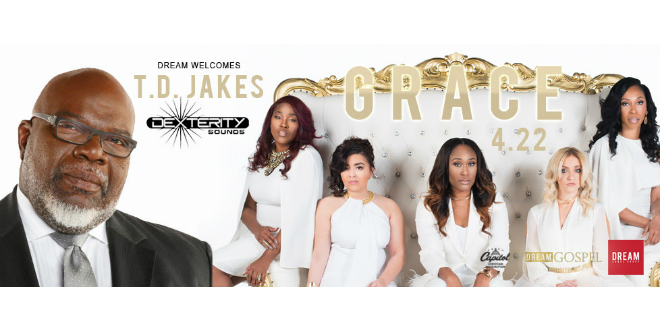 "Grace Releases New Single, ""Jesus Did It"" 