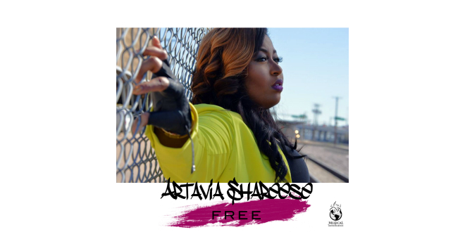 "Artavia Shareese talks about her musical career, influences and her first single ""Free"" 