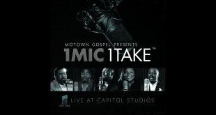 Motown Gospel - 1 Mic 1 Take