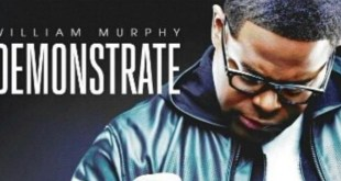 William Murphy makes #1 debut with chart-topping new album DEMONSTRATE!