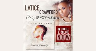 LATICE CRAWFORD Returns With DIARY OF A CHURCH GIRL In Stores & Online NOW !!!!