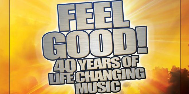 "@Tyscot Records Marks Four Decades Of Inspirational Songs On ""Feel Good Gospel""."