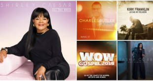 Billboard Top Gospel Albums - June 25, 2016