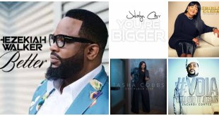 Top 5 Gospel Songs on the BDS Radio Airplay Charts this week. What's your our personal fave?
