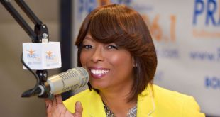 Maurette Brown Clark New Host on Philly's Praise 103.9 | @maurettebclark