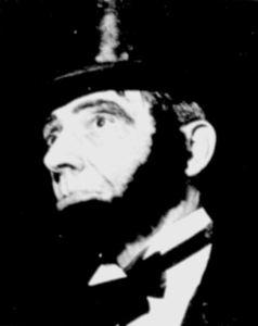 Thomas Bomar as Abraham Lincoln