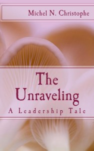 The Unraveling BookCover