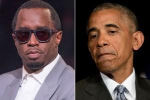 Sean and Barack