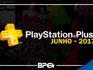 Junho - Playstation Plus