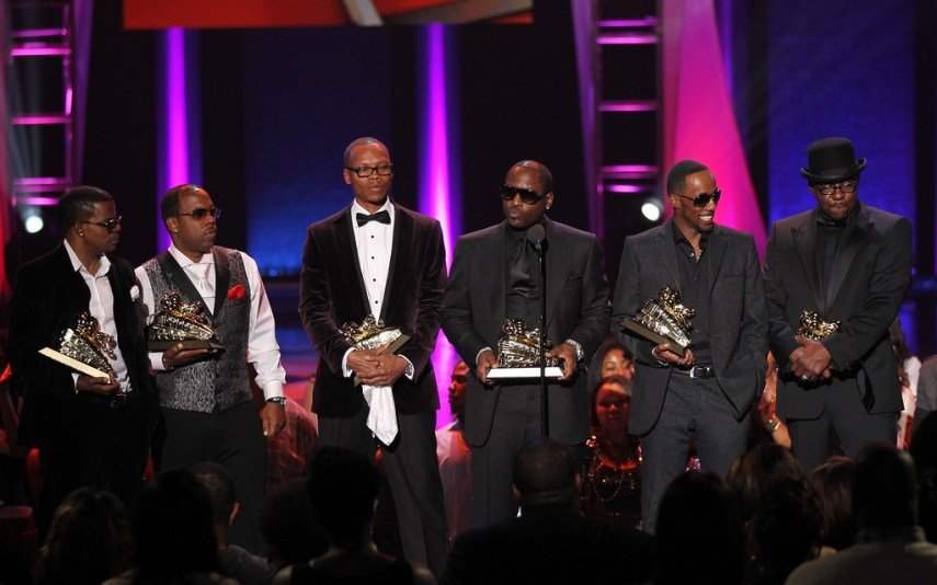 Lifetime Achievement Award - New Edition