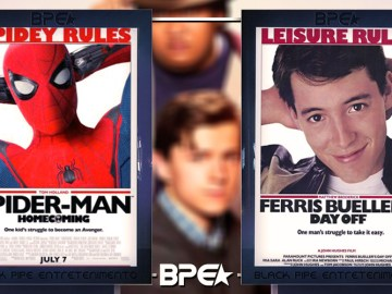 2 Posters (900x500)- Homem- Aranha