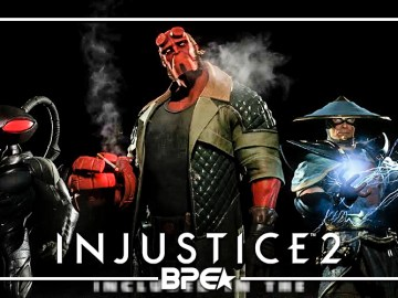 Injustice 2 - DLC 2
