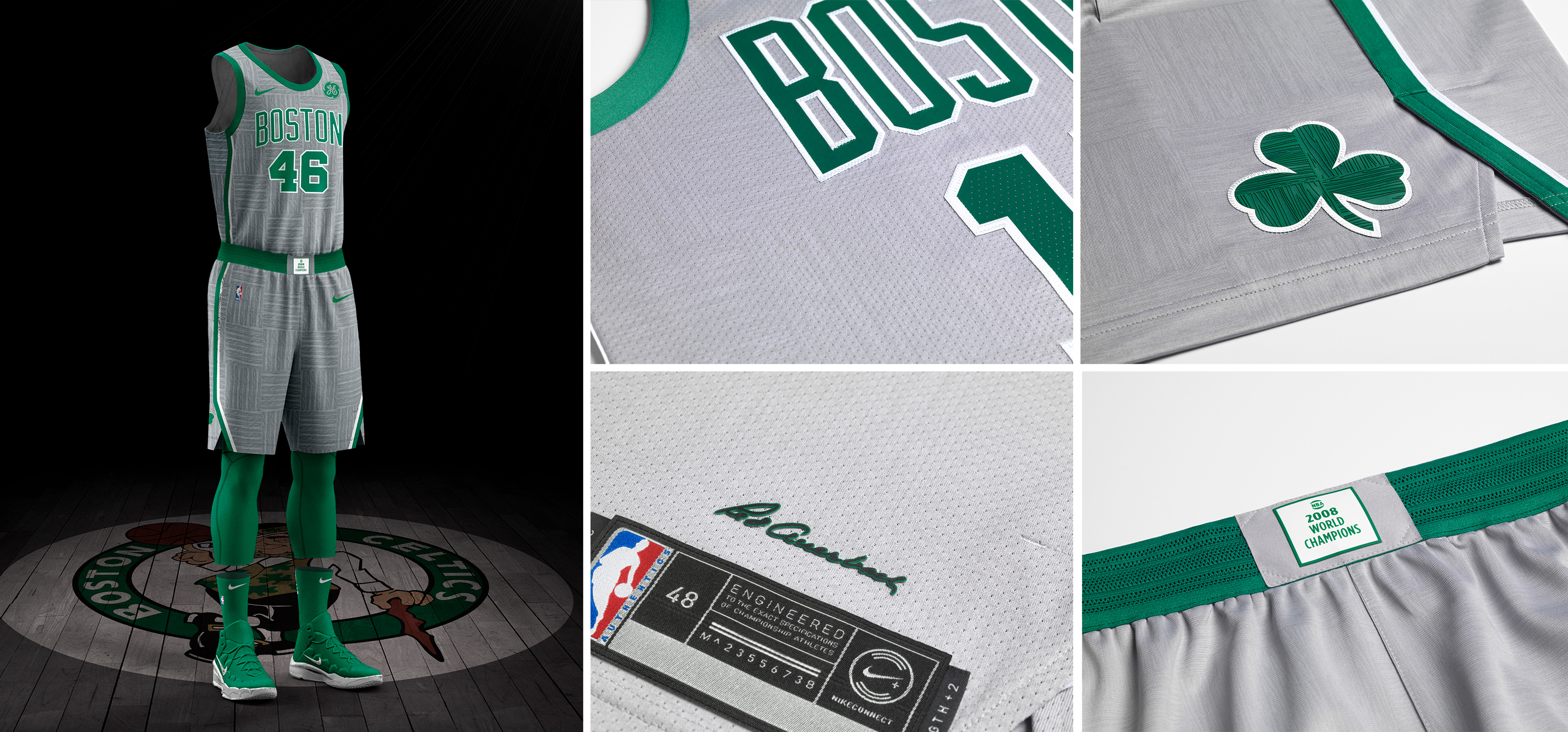 NBA e Nike - Boston Celtics