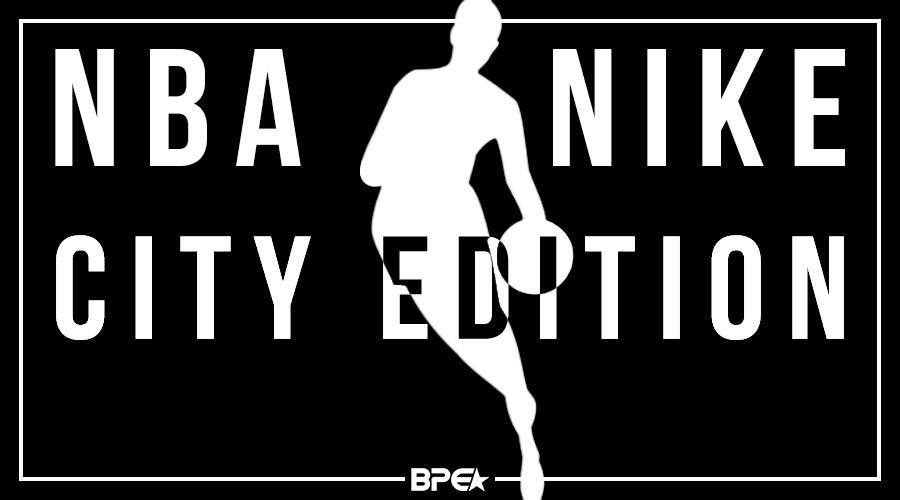 NBA e Nike - City Edition