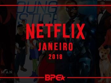 Netflix - Janeiro