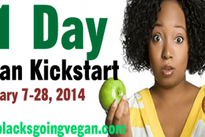 21 Day PCRM Vegan Kickstart Menus and Motivation