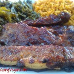 Product Review: Veggie Ribs Meatless BBQ Rib Mix