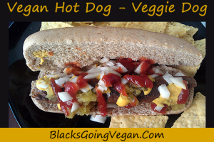 Flavorful Vegan Hot Dogs (Veggie Dogs)