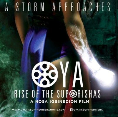 Oya - Rise of the Orishas