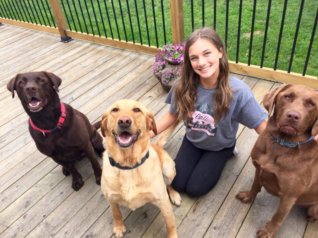 Black Walnut Kennel Team Member Six