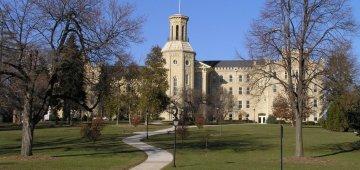 Wheaton College's Blanchard Hall