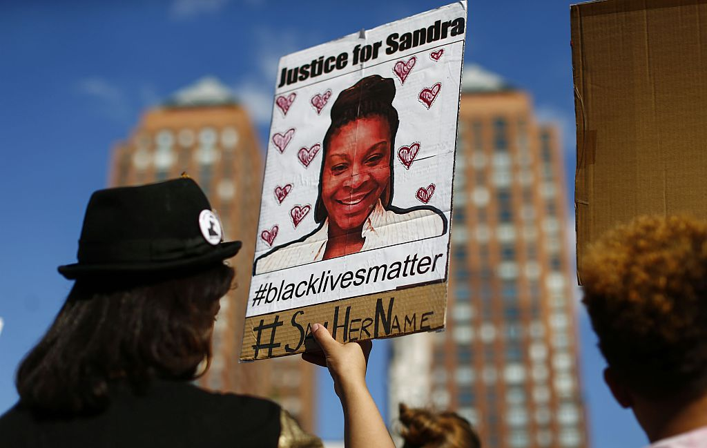 Audio Interviews in Sandra Bland Case Only Discuss Marijuana