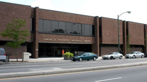 Woodson Library Chicago