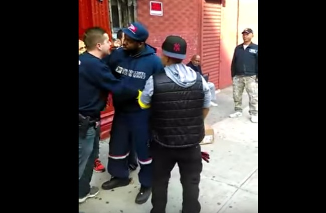 Glen Grays NYPD USPS