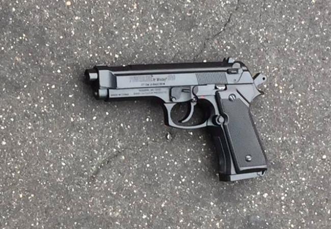 Baltimore Replica Gun