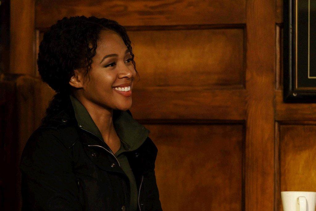 Picture of Abbie Mills from Sleepy Hollow's official Twitter page.