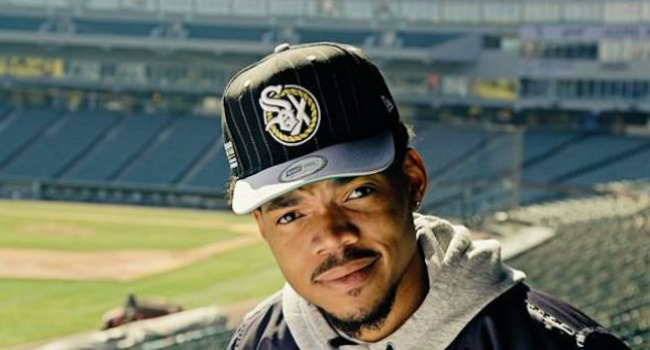 Chance the Rapper White Sox