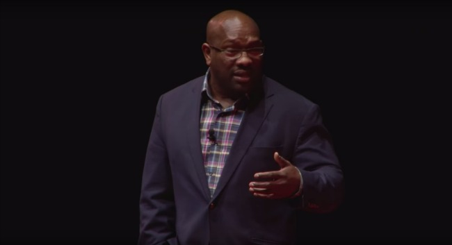 "Bakari Kitwana Gives Ted Talk On ""The Ferguson Effect"""